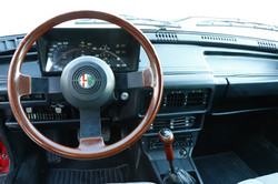 Intérieur Alfa Roméo Giulietta