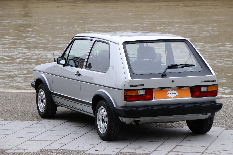 Golf GTI de 1983