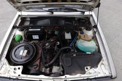 Moteur Audi coupé GT de 1982
