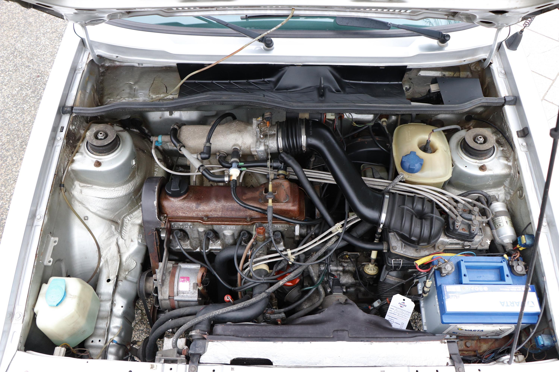 Moteur Golf GTI de 1983