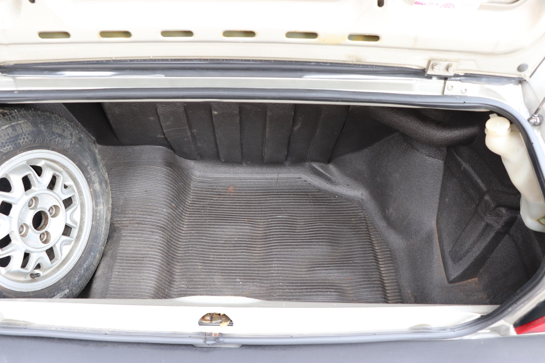 Coffre Audi coupé GT