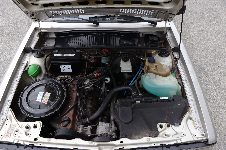 Moteur Audi coupé GT