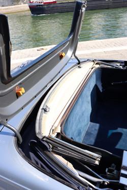 Capote Mercedes 380SL de 1984