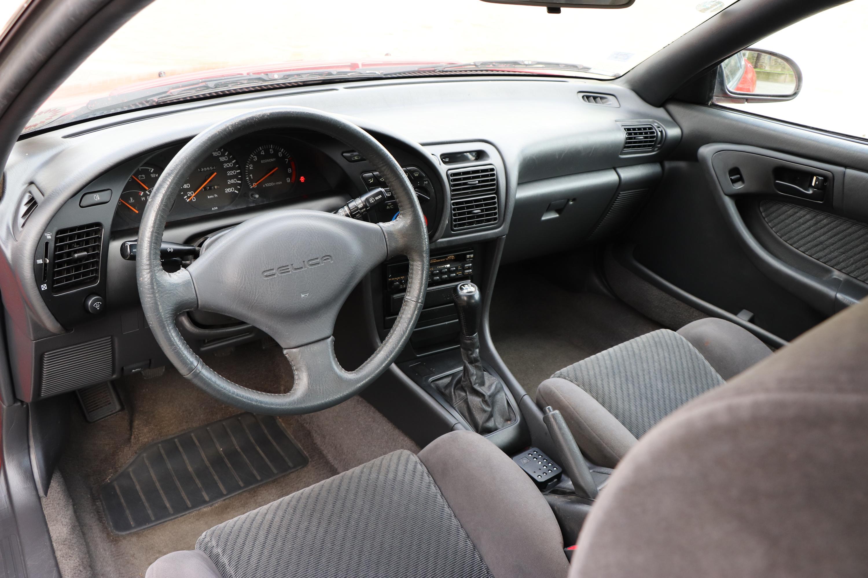 Intérieur Toyota Celica de 1991