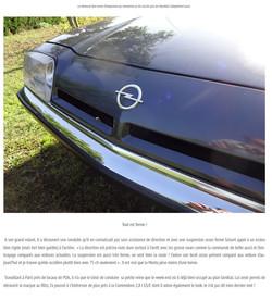Opel Manta B de 1978