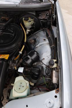 Moteur Mercedes 230 Ce de 1982