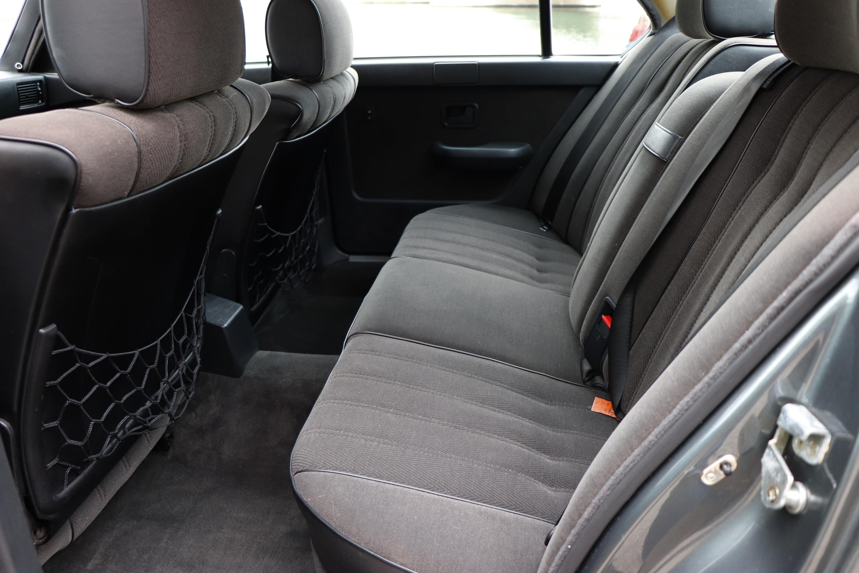 Intérieur BMW 528i de 1985