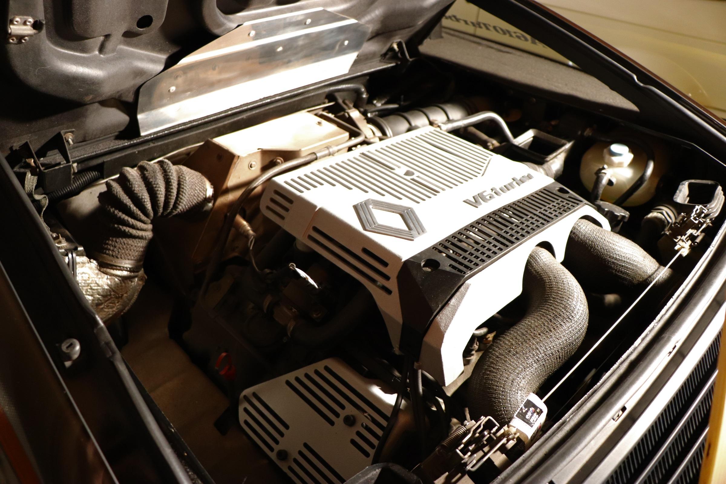 Moteur Alpine A610 de 1992