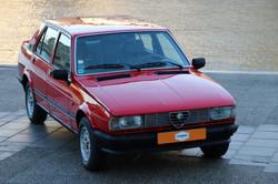 Alfa Roméo Giulietta de 1983