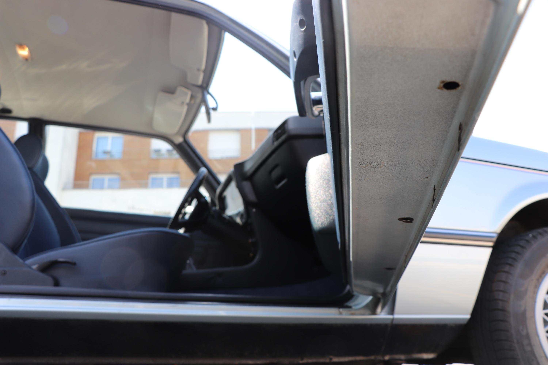 Intérieur BMW 318i de 1981
