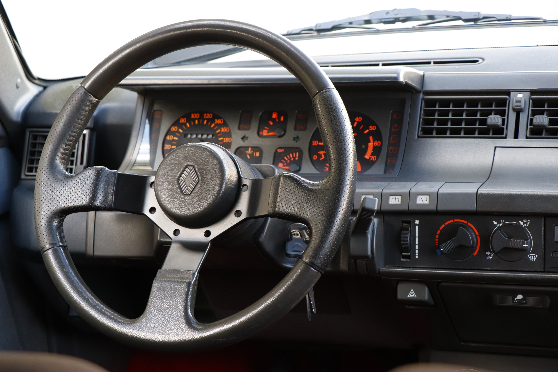 Intérieur GT Turbo de 1989