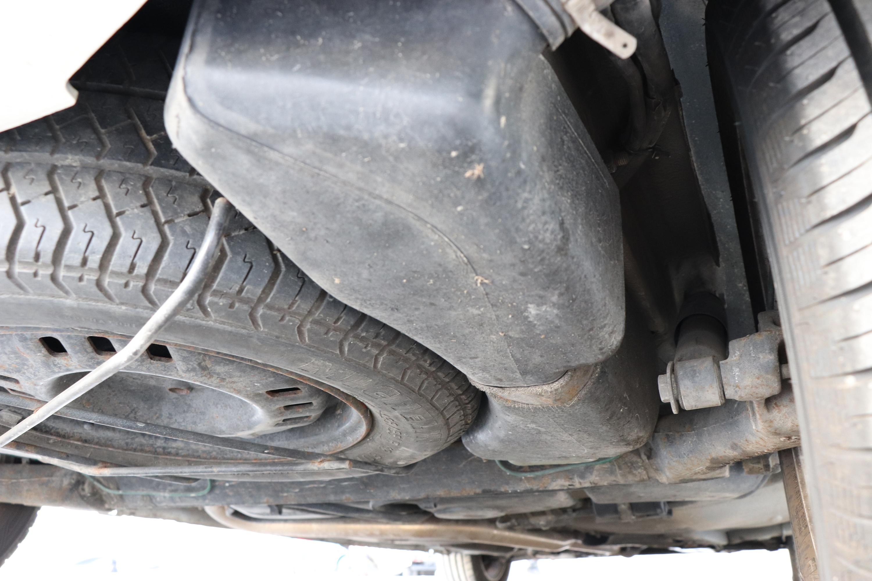 Dessous GT Turbo de 1989