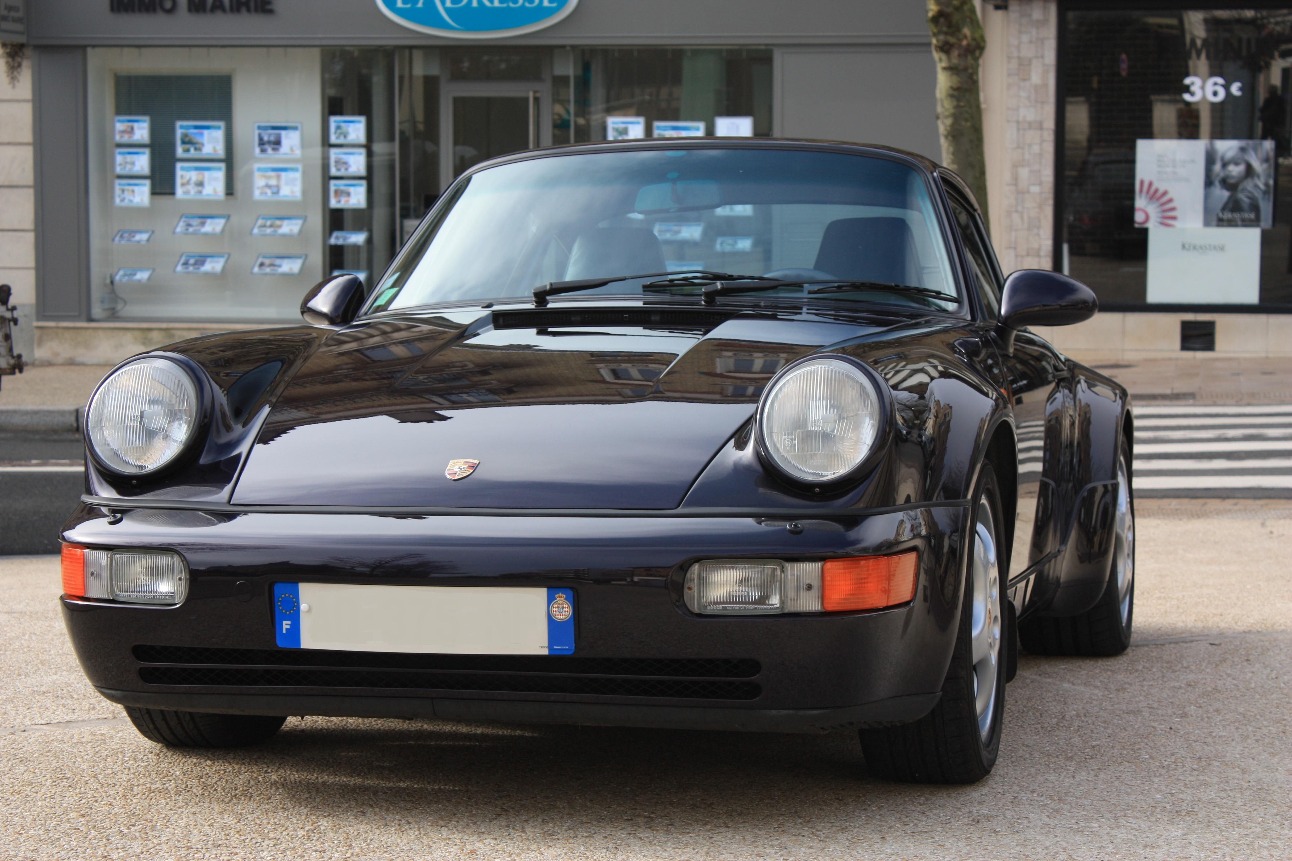 Porsche 964 Anniversaire de 1993