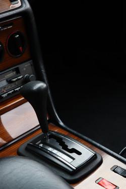 Intérieur Mercedes 230 Ce de 1982