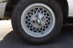 Jante BMW 318i de 1981