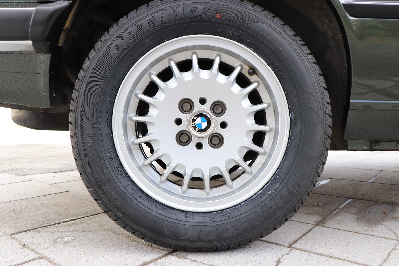 Jante BMW 323i de 1985