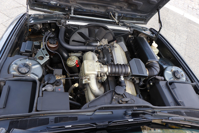 Moteur BMW 730i de 1990