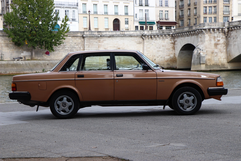 Volvo 244 GL de 1982