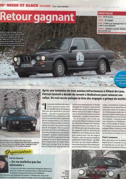 BMW 325ix de 1986