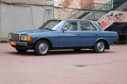 Mercedes 200E de 1978