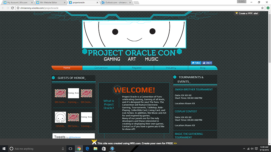 Project Oracle Screen Shot.png