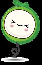 Otai coconut mascot