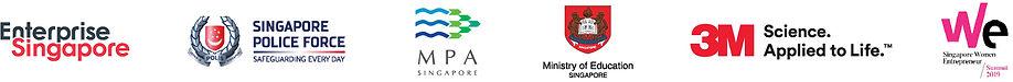 Logos of VES clientele
