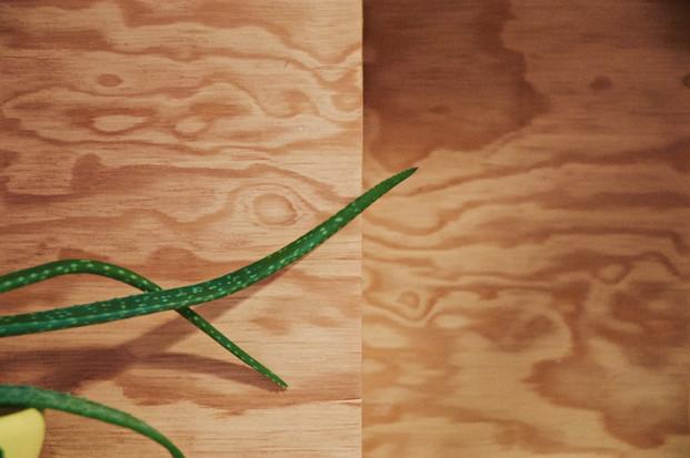Cuisine Kitchen Flam - détail motif