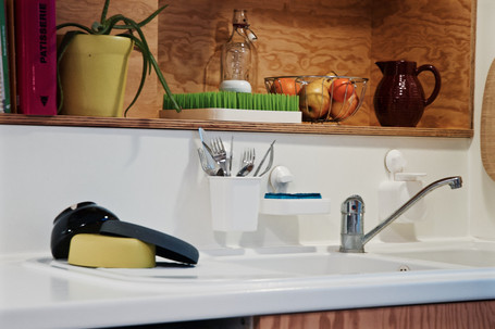Cuisine Kitchen Flam - point d'eau