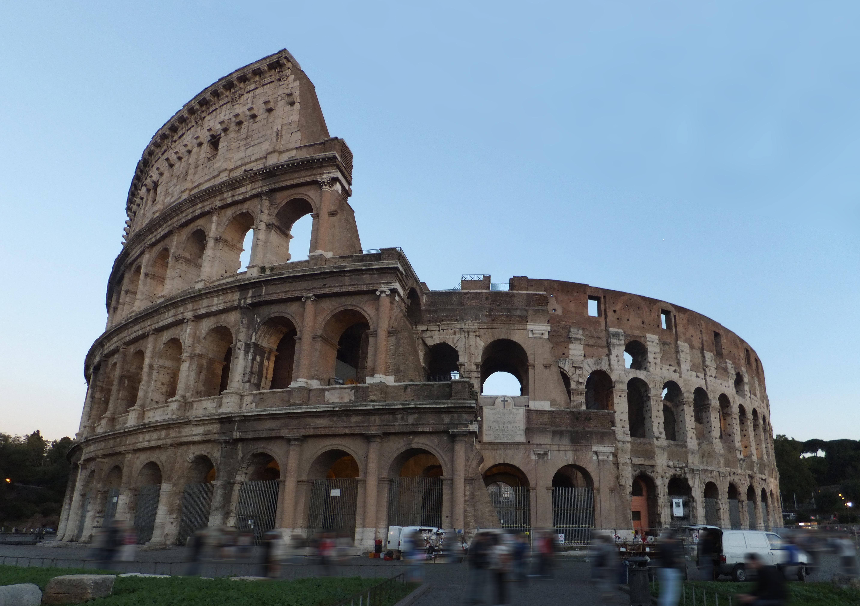 Colosseum Pano 002a