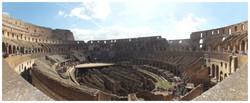 Colosseum Pano