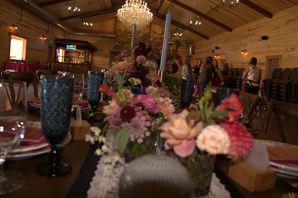 The Covey Weddings Events Barn