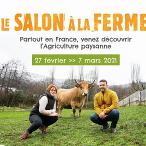 Le Salon de l'Agriculture à la ferme s'invite à Brambéac