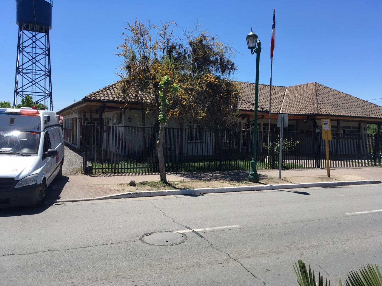 Consultorio el Huique - Palmilla