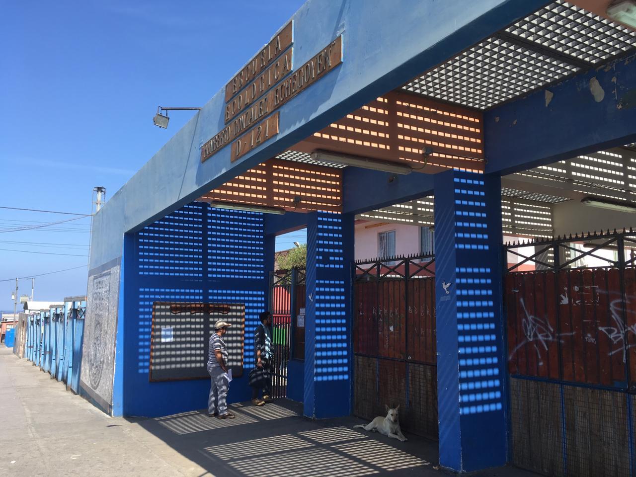 Escuela Ecologica D 121 - Antofagasta