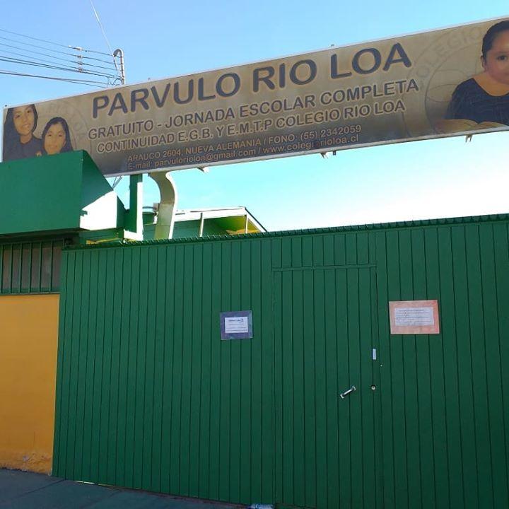 Parvulo Rio Loa - Calama