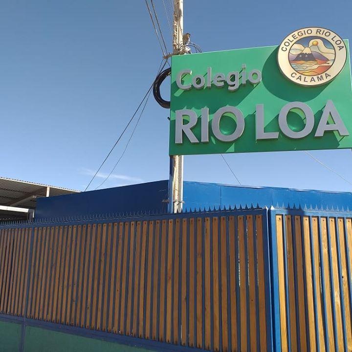 Colegio Rio Loa - Calama