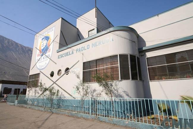 Colegio Pablo Neruda - Tocopilla