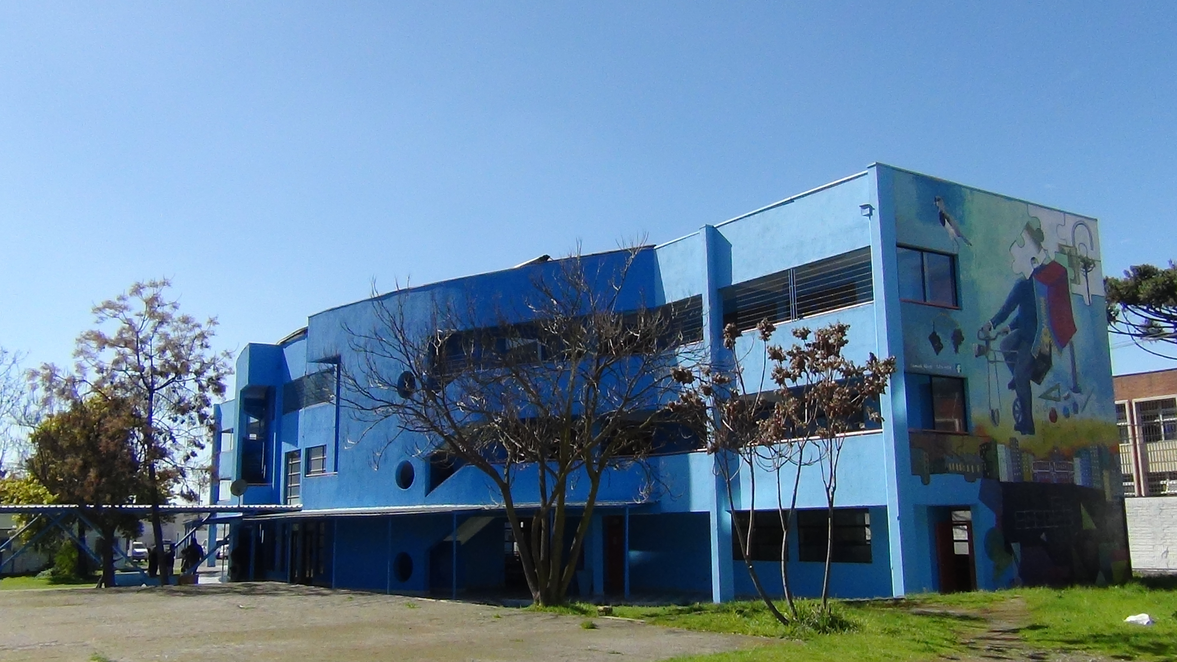 Liceo Eduardo Charme - San Fernando
