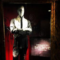 Cris Angel Believe #luxor #LasVegas #Crisangel #believe #magic #magician #show #entertainment #illus