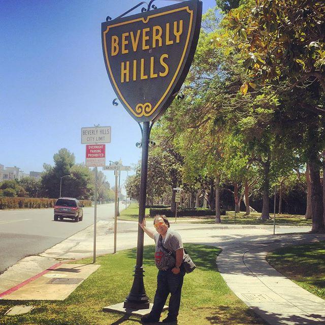 #beverlyhills #beverlyhillsign #westhollywood #Hollywood #la #losangeles #california #america #usa #