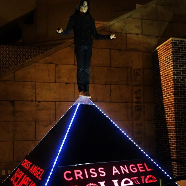Criss Angel Believe #Crisangel #CrissAngel #Criss #Angel #believe #magic #magician #entertainment #s