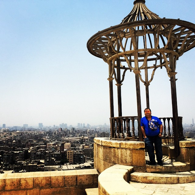 #life #cairo #egypt #selfie #exploring #history #citadel #cityline #awesome #khubchandani