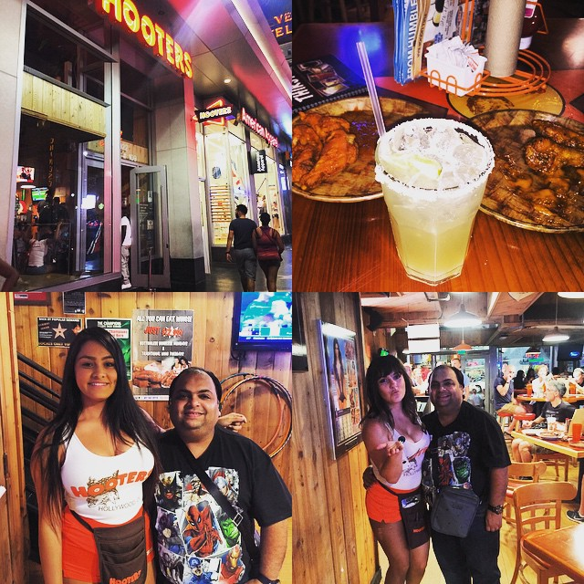 #hooters #hootersofhollywood #Hollywood #life #livelifekingsize #chicken #wings #chickenwings #chics