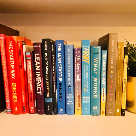 My Top Books of 2020 - Part 2: Black Lives Matter, Feminist and Politics