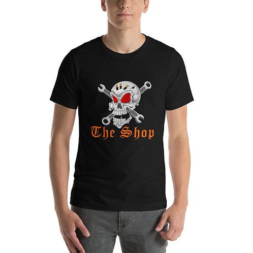Jolly Roger, Short-Sleeve Unisex T-Shirt