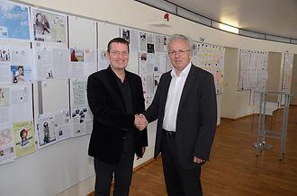 Prof. Dr. Helmut J. Schmidt, Technische Universität Kaiserslautern und Oliver Bialas