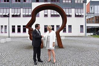 Prof. Dr. Andrea Klug, Ostbayerische Technische Hochschule Amberg-Weiden und Oliver Bialas
