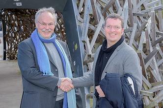 Prof. Dr. Kristian Bosselmann-Cyran, Hochschule Koblenz und Oliver Bialas