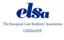 Logo: ELSA-Deutschland e.V.